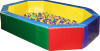 Сухой бассейн восьмиугольник