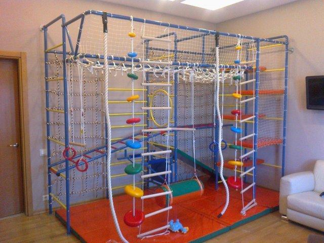 Спортивный инвентарь своими руками для детской комнаты